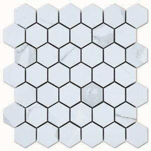 Domus Bianco Hexagon