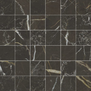 Ape Rome Black 5x5 mosaiikki